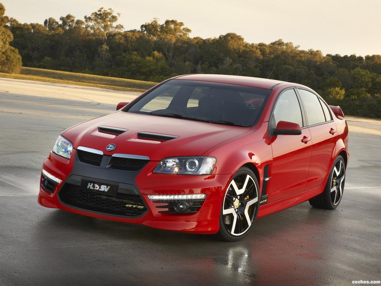 Foto 3 de Holden HSV GTS 2010