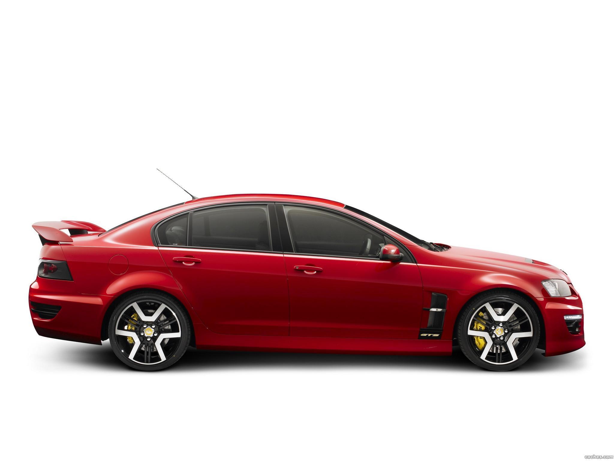 Foto 2 de Holden HSV GTS 2010
