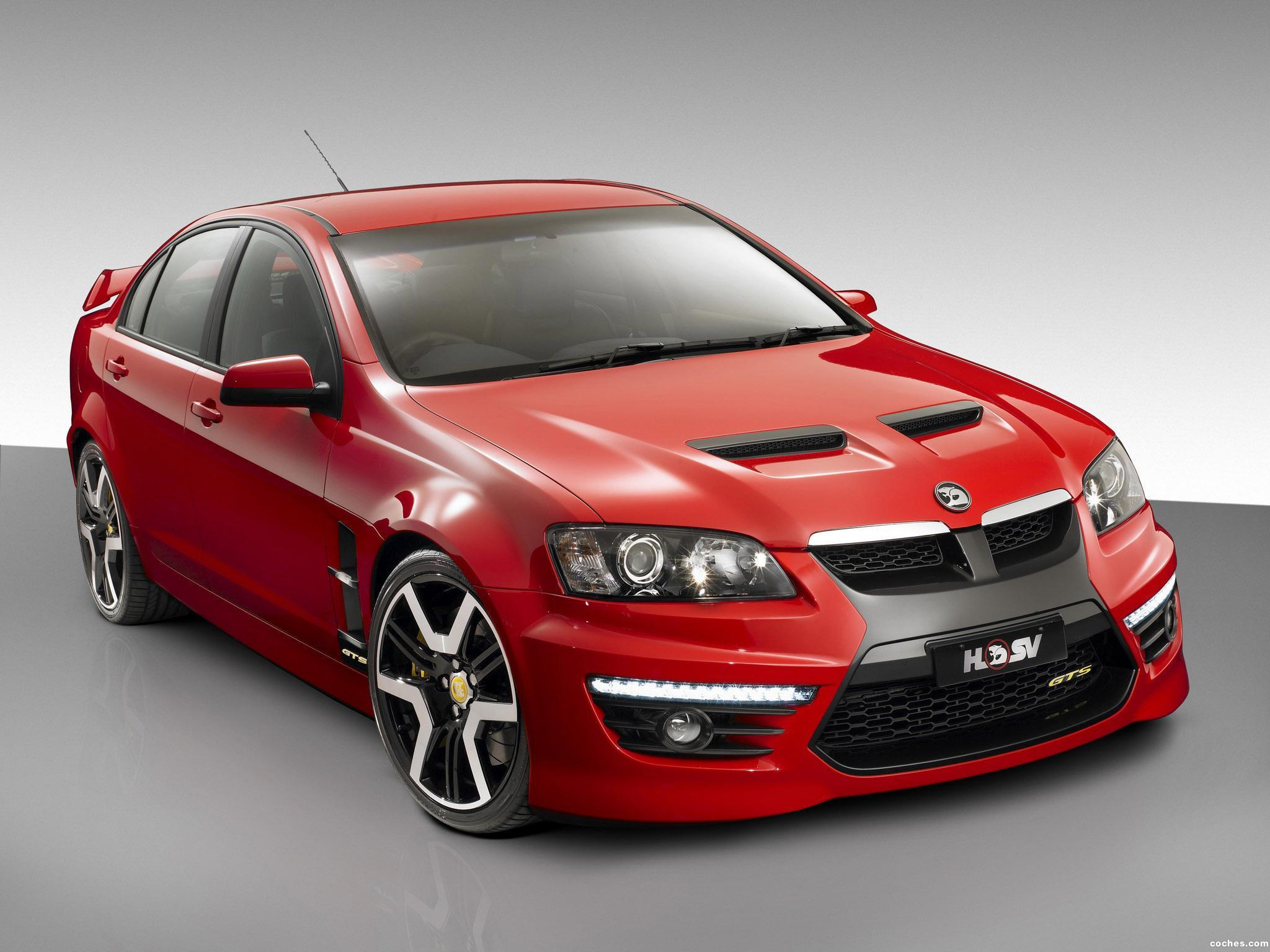 Foto 0 de Holden HSV GTS 2010