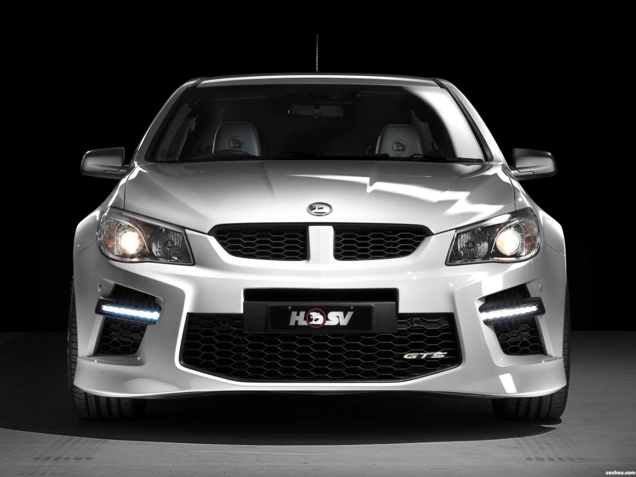 Foto 0 de Holden HSV GTS Gen-F 2013