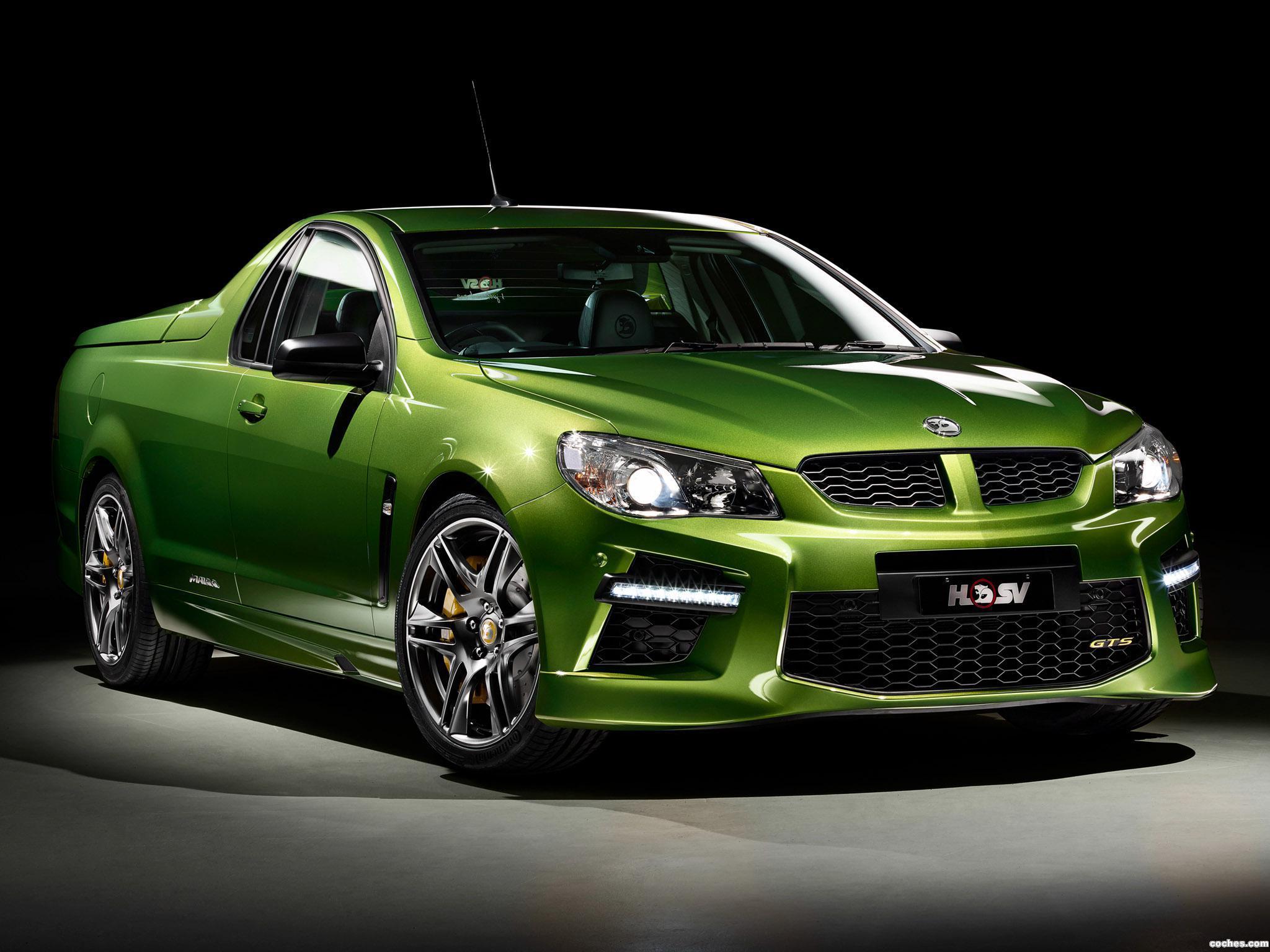 Foto 0 de Holden HSV GTS Maloo Gen-F 2014