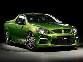 Ver foto 1 de Holden HSV GTS Maloo Gen-F 2014