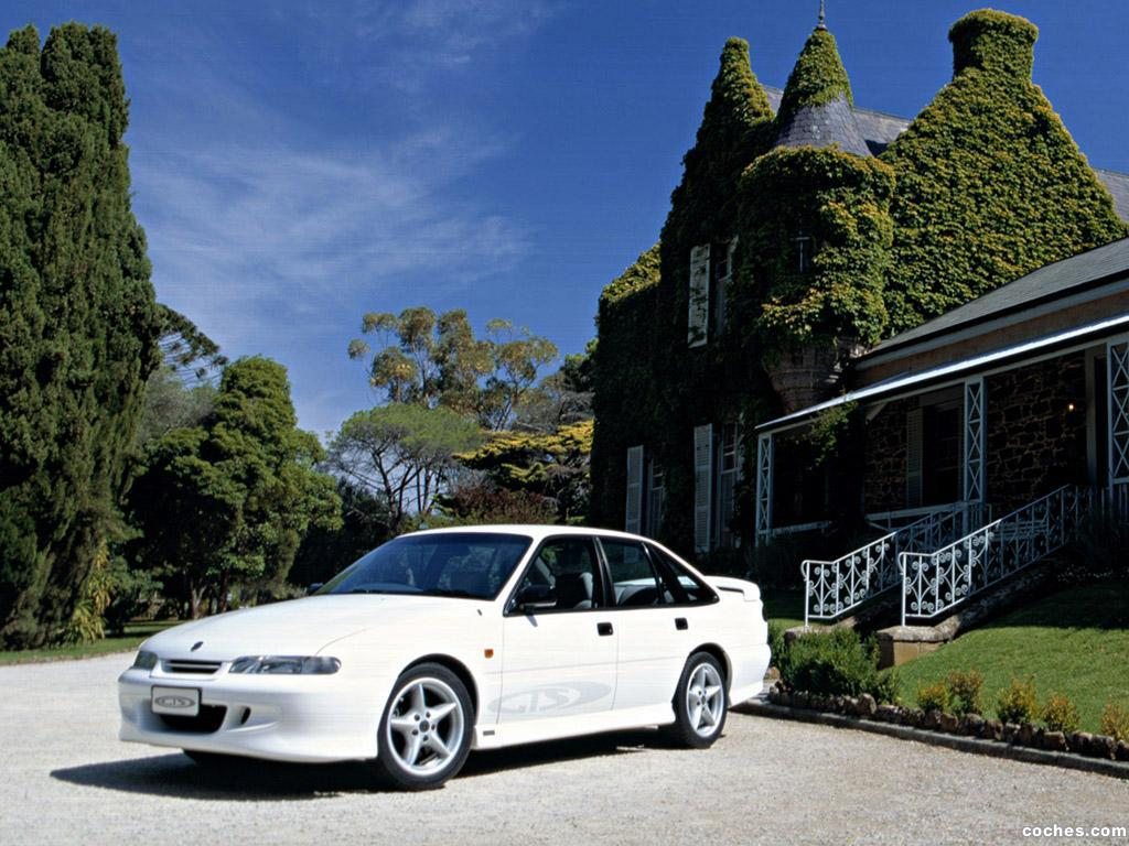 Foto 0 de Holden HSV GTS VR 215i 1994