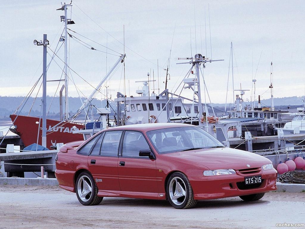 Foto 0 de Holden HSV GTS VS 1995