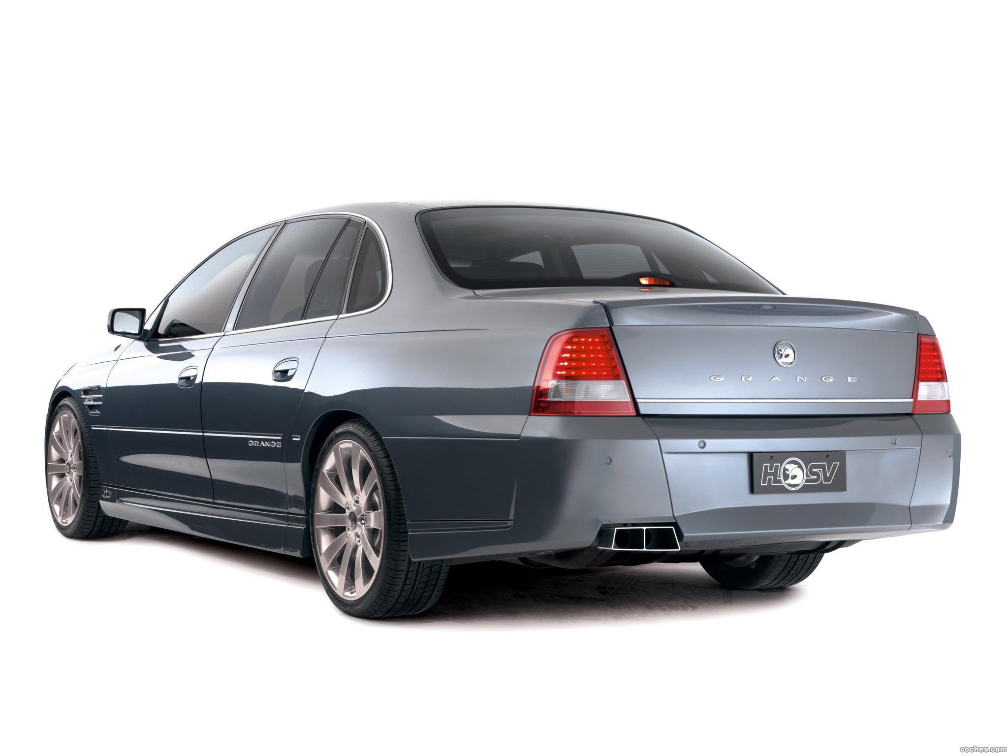 Foto 1 de Holden HSV Grange 2004