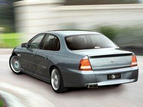 Ver foto 3 de Holden HSV Grange 2004
