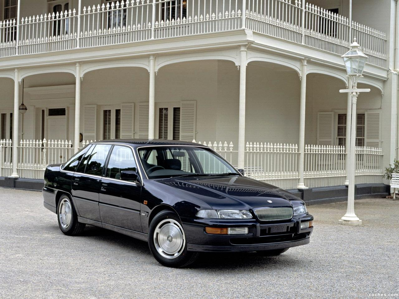 Foto 0 de Holden HSV Grange VR 1994