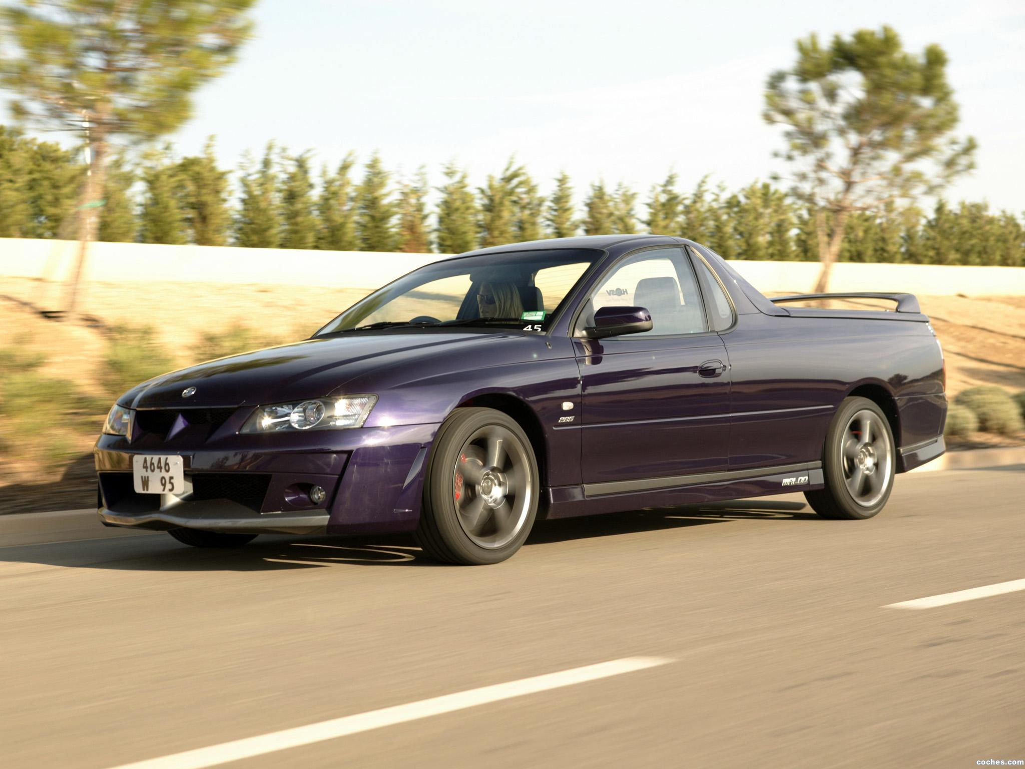 Foto 0 de Holden HSV Maloo 2004