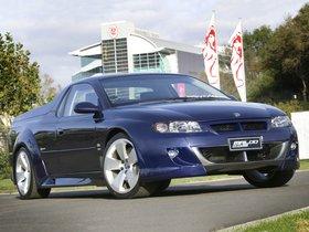 Ver foto 1 de Holden HSV Maloo Concept 2001