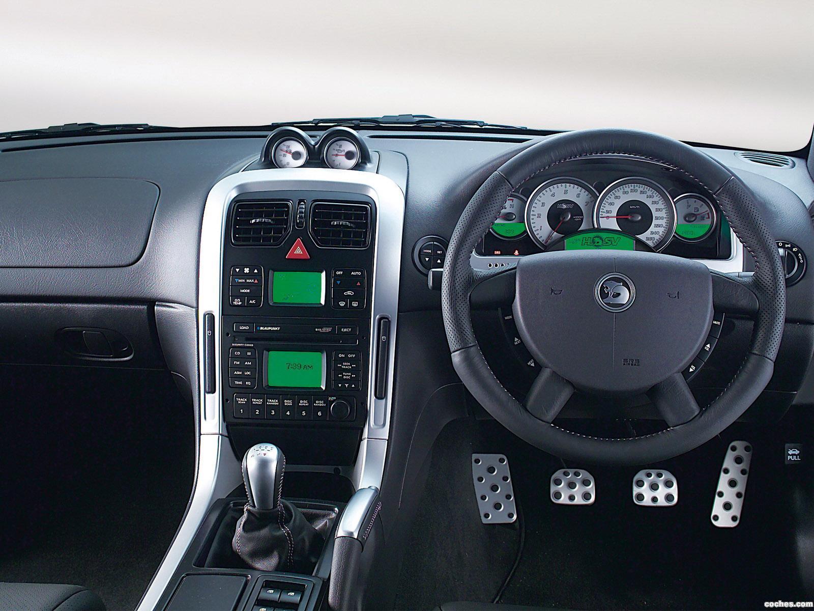 Foto 4 de Holden HSV Maloo R8 2004