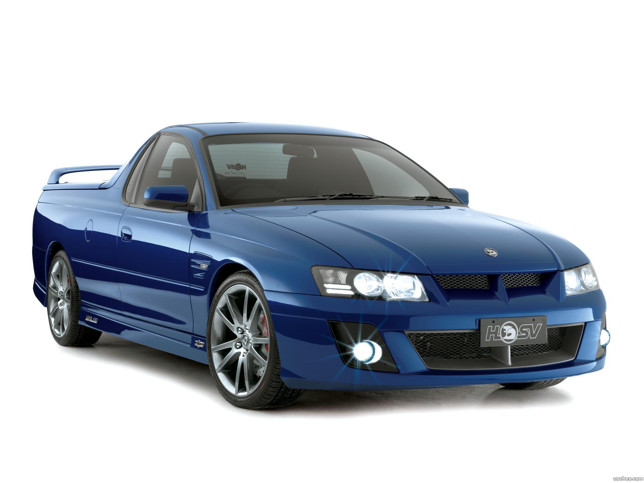 Foto 0 de Holden HSV Maloo R8 2004
