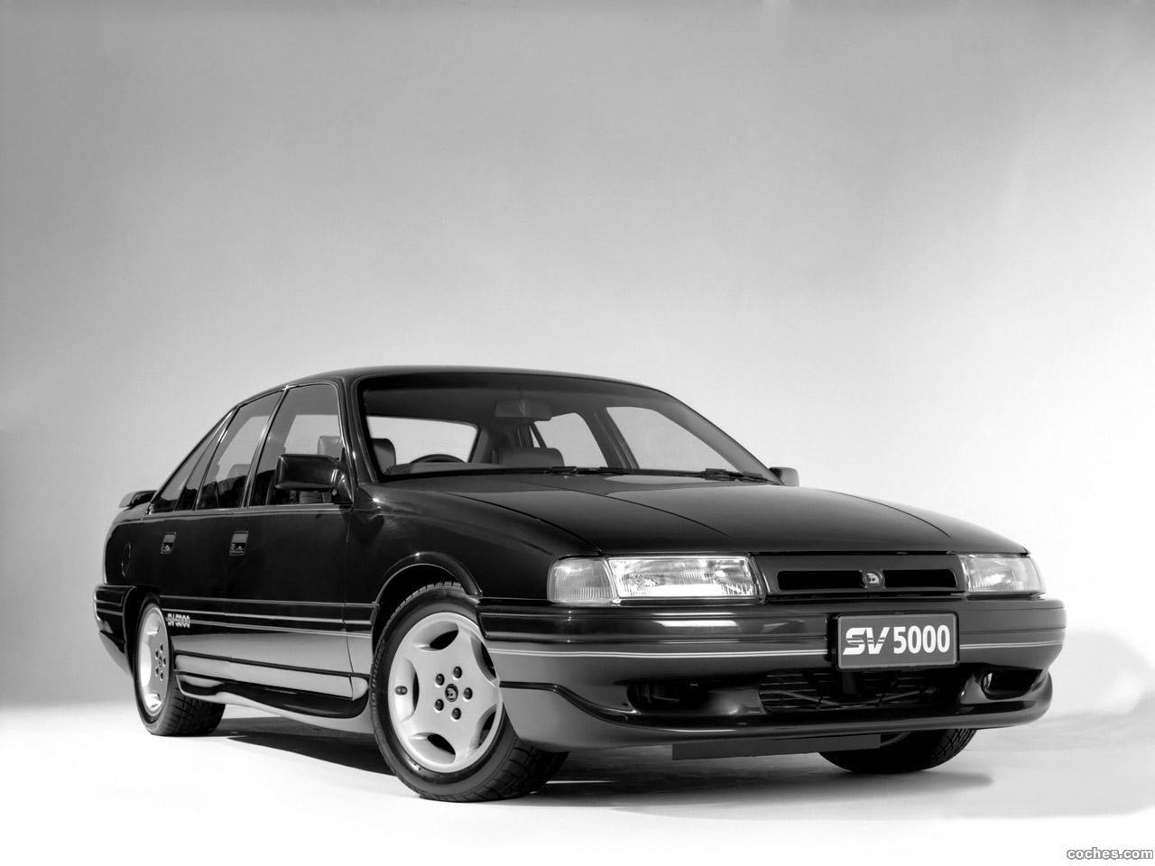 Foto 0 de Holden HSV SV5000 VN 1989
