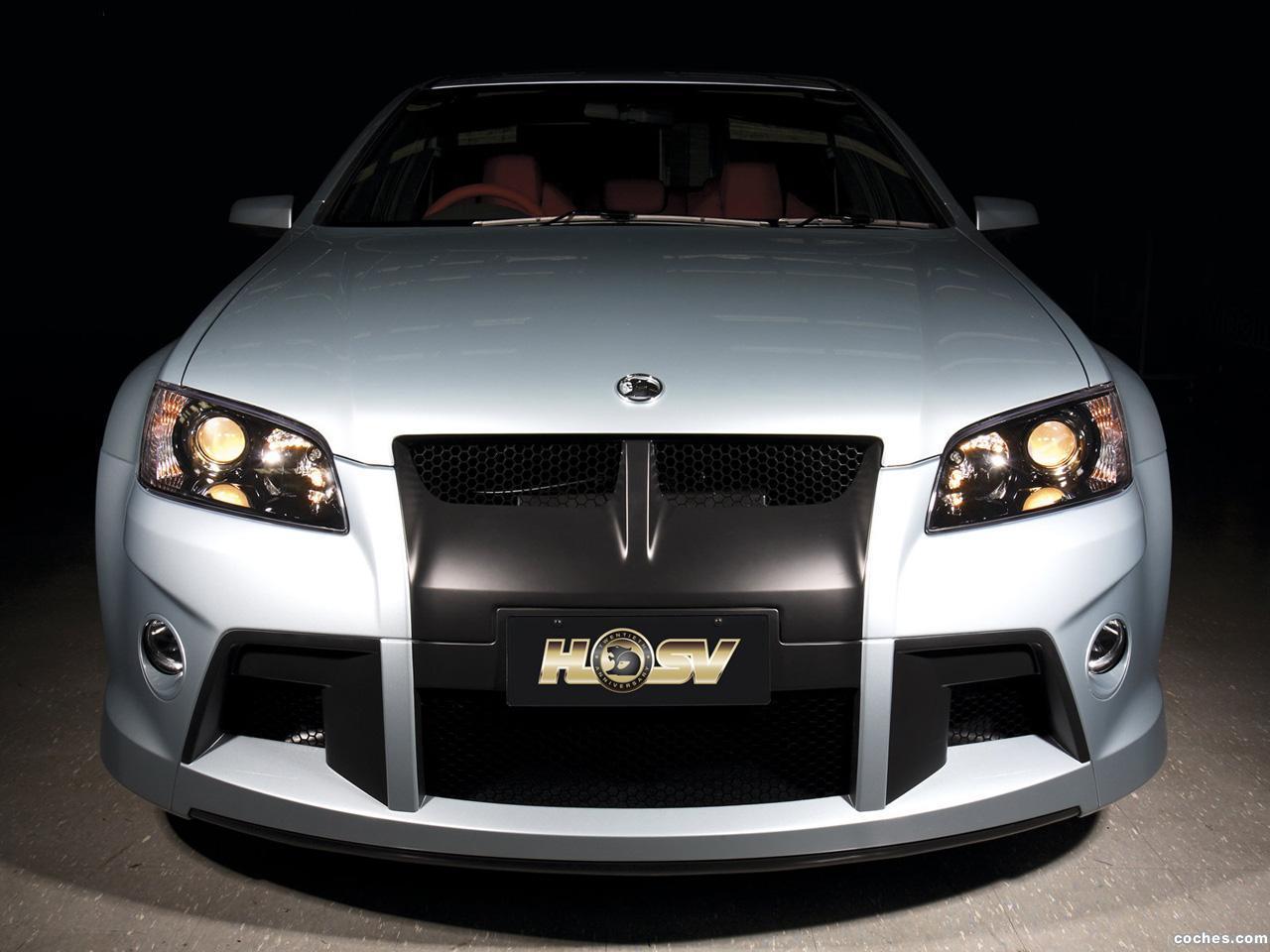 Foto 0 de Holden HSV W427 Concept 2008