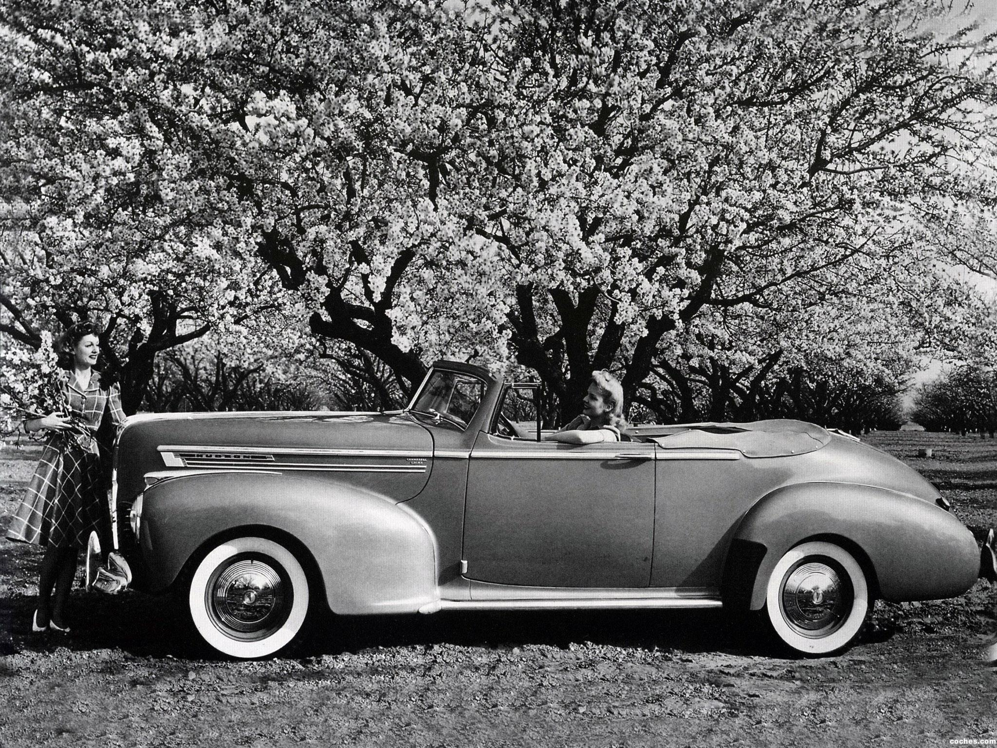 Foto 0 de Hudson Commodore Eight Convertible Series 14 1941