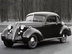 Ver foto 1 de Hudson Custom Eight Coupe Series 75 1937