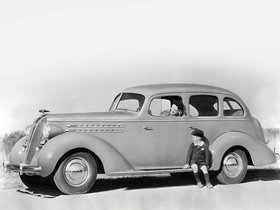 Ver foto 1 de Hudson Custom Six Touring Sedan Series 63 1936