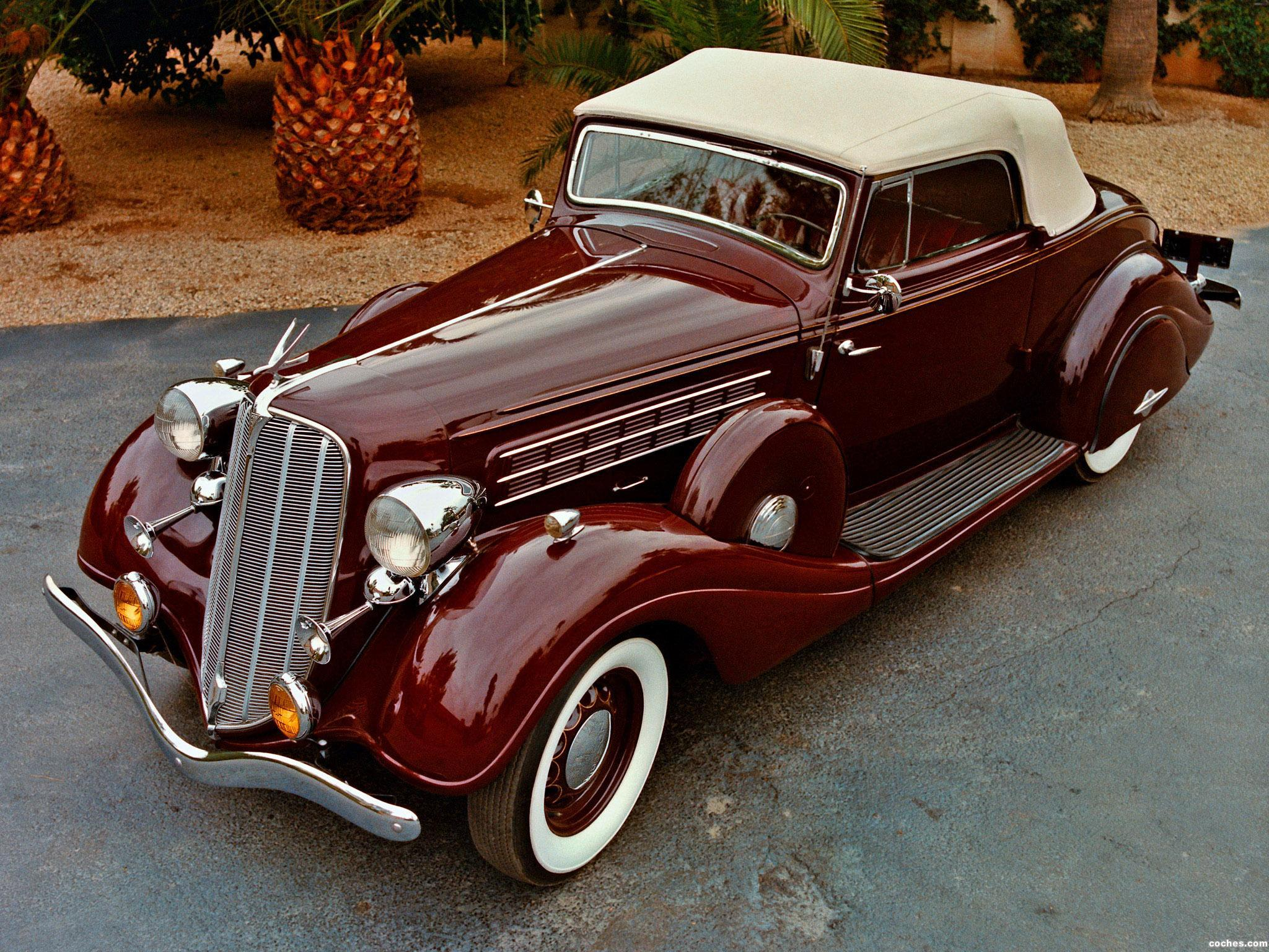Foto 0 de Hudson Deluxe Eight Convertible 1935