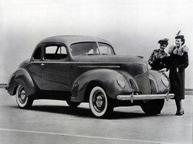 Ver foto 1 de Hudson Deluxe Six Coupe 1939