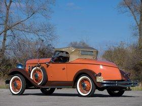 Ver foto 2 de Hudson Greater Eight Sport Roadster Series T 1931