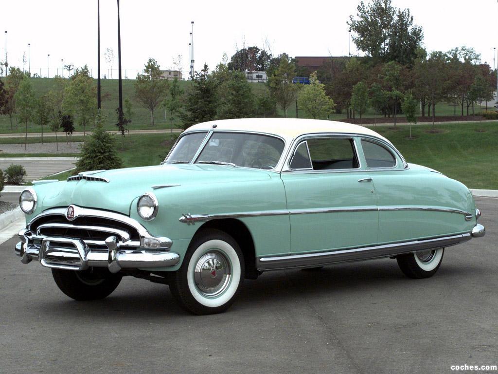 Foto 0 de Hudson Hornet Club Coupe 1953