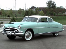 Ver foto 1 de Hudson Hornet Club Coupe 1953
