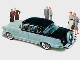 Ver foto 2 de Hudson Hornet Custom Sedan 1955