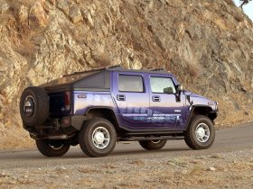 Ver foto 6 de Hummer H2 H Hydrogen Concept 2004