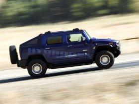 Ver foto 4 de Hummer H2 H Hydrogen Concept 2004