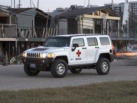 Ver foto 3 de Hummer H3 AMR American Red Cross 2006