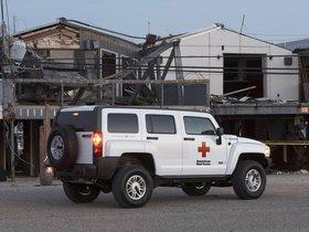 Ver foto 2 de Hummer H3 AMR American Red Cross 2006