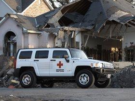 Ver foto 1 de Hummer H3 AMR American Red Cross 2006
