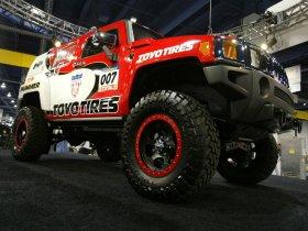 Ver foto 5 de Hummer H3 Race Truck Dakar 2006