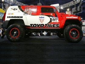 Ver foto 4 de Hummer H3 Race Truck Dakar 2006