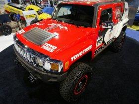 Ver foto 1 de Hummer H3 Race Truck Dakar 2006