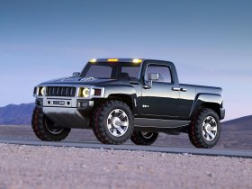 Ver foto 7 de Hummer H3 T Concept 2003