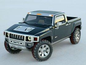 Ver foto 4 de Hummer H3 T Concept 2003