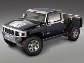 Ver foto 1 de Hummer H3 T Concept 2003