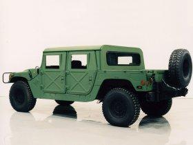 Ver foto 2 de Hummer HMMWV M1097