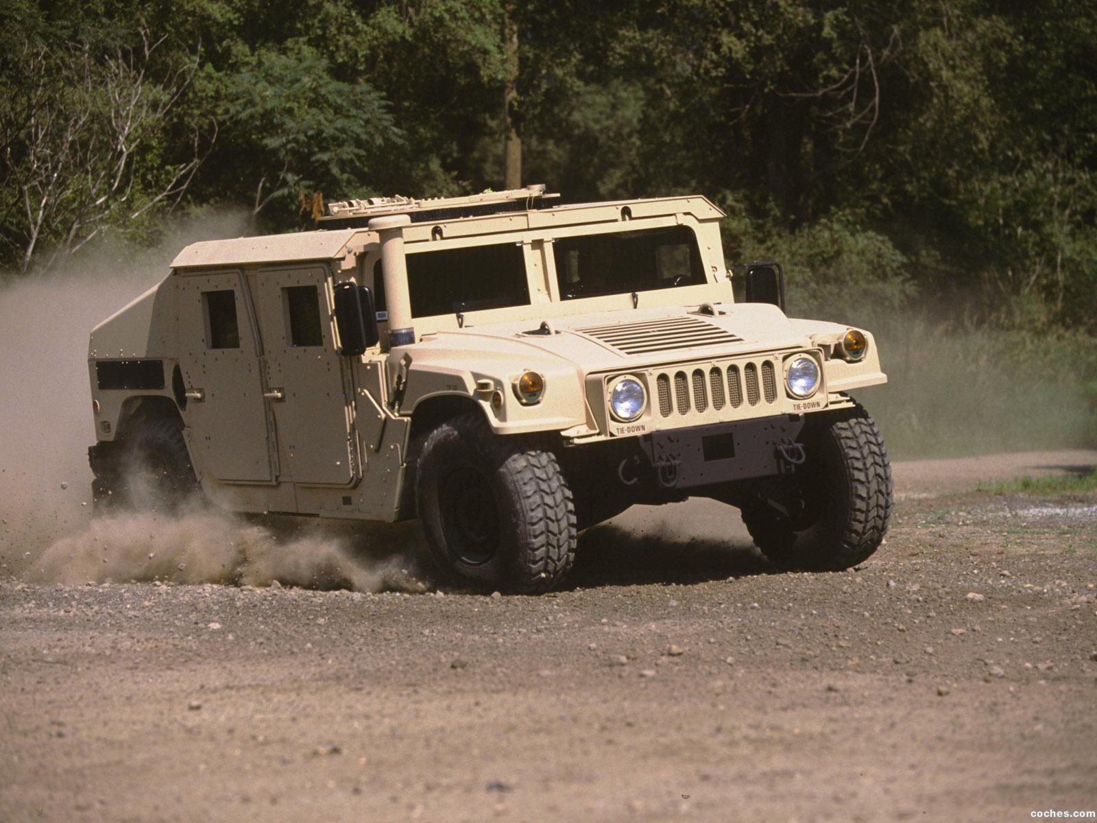 Foto 0 de Hummer HMMWV M1165