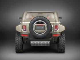 Ver foto 7 de Hummer HX Concept 2008