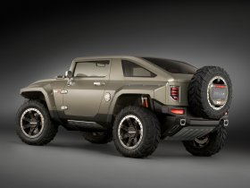 Ver foto 6 de Hummer HX Concept 2008