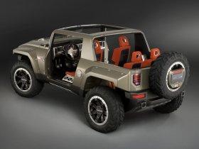 Ver foto 4 de Hummer HX Concept 2008
