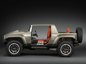 Ver foto 3 de Hummer HX Concept 2008
