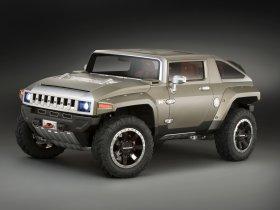 Ver foto 1 de Hummer HX Concept 2008