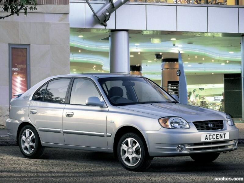 Foto 0 de Hyundai Accent 2004