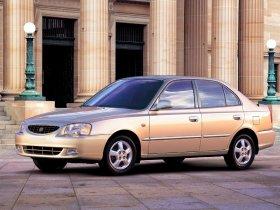 Ver foto 7 de Hyundai Accent 2004