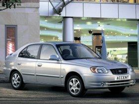 Ver foto 1 de Hyundai Accent 2004