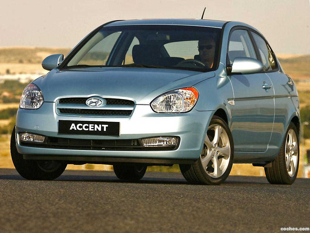 Foto 0 de Hyundai Accent 2007