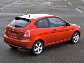 Ver foto 2 de Hyundai Accent 2007