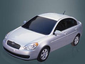 Ver foto 14 de Hyundai Accent Sedan 2006